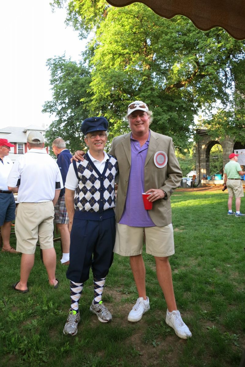 Roy Kern and Bruce Balmat