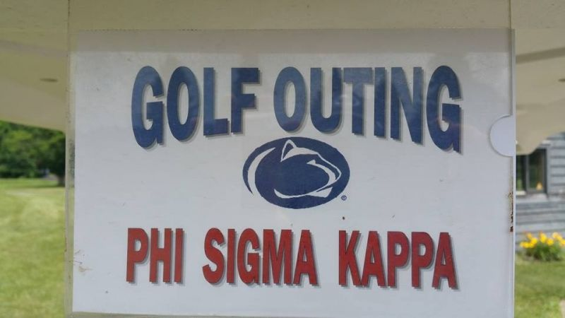 outing sign