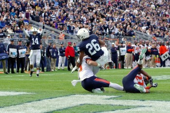 Saquon Barkley has emerged quickly, and the Penn State running back has gotten even better each week