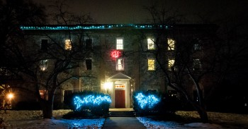 Holiday Wishes from Phi Sigma Kappa